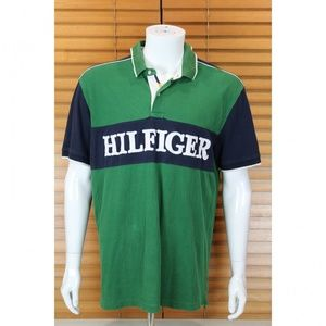 Tommy Hilfiger Polo Applique Spell Out
